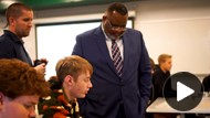 Raritan HS Welcomes Dr. Lamont Repollet, NJ Commissioner of Education