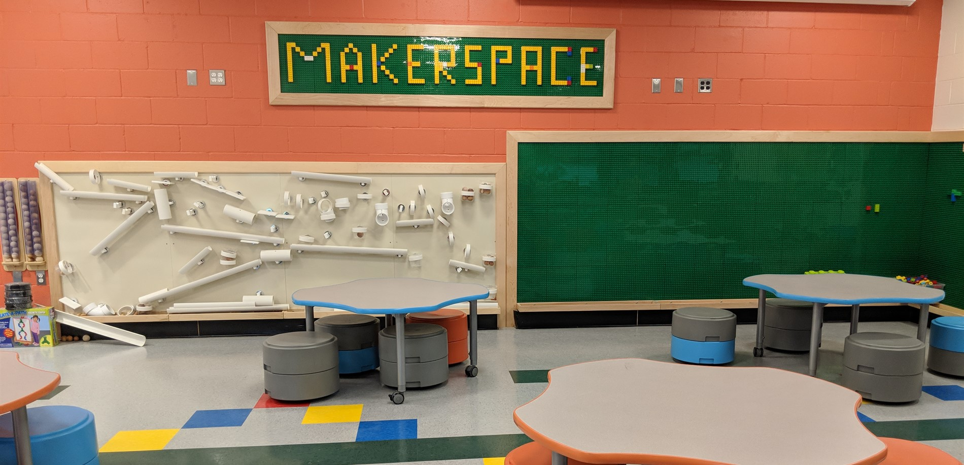 Sycamore New Maker Space
