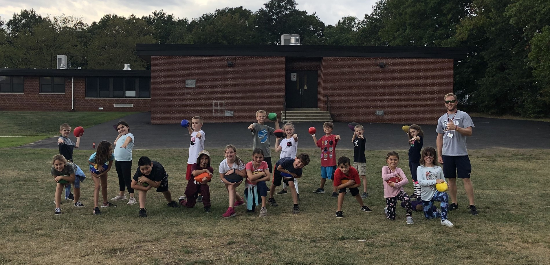 Fall Football Fun