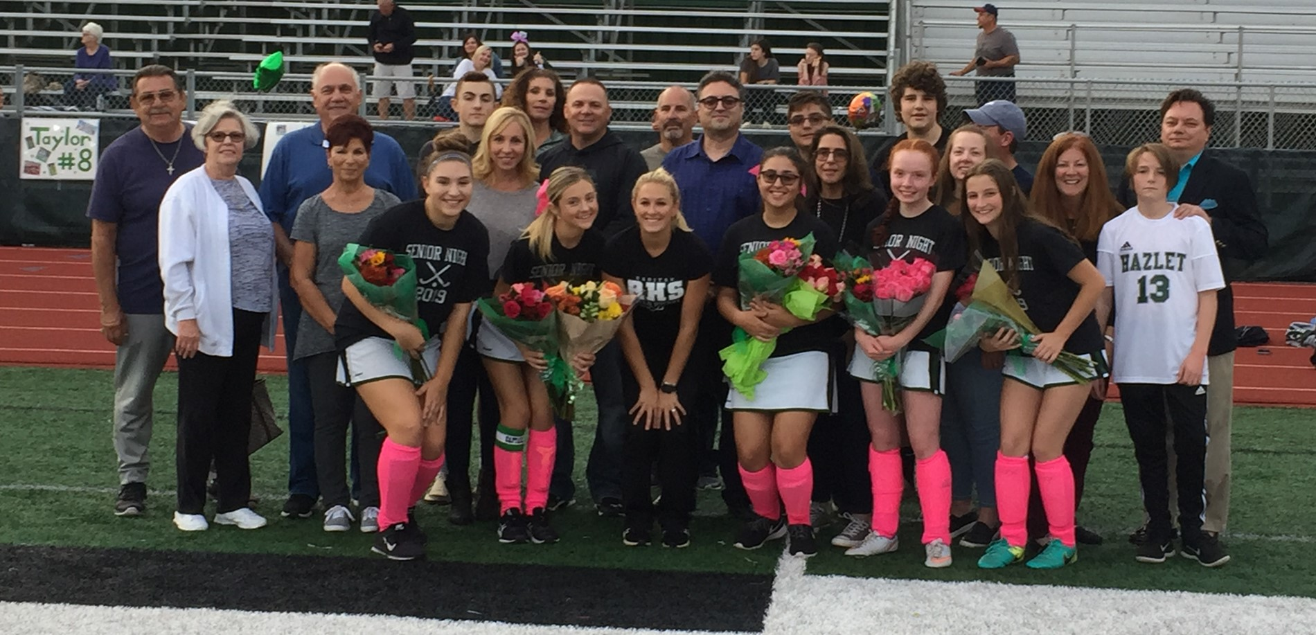 Field Hockey Senior Night!