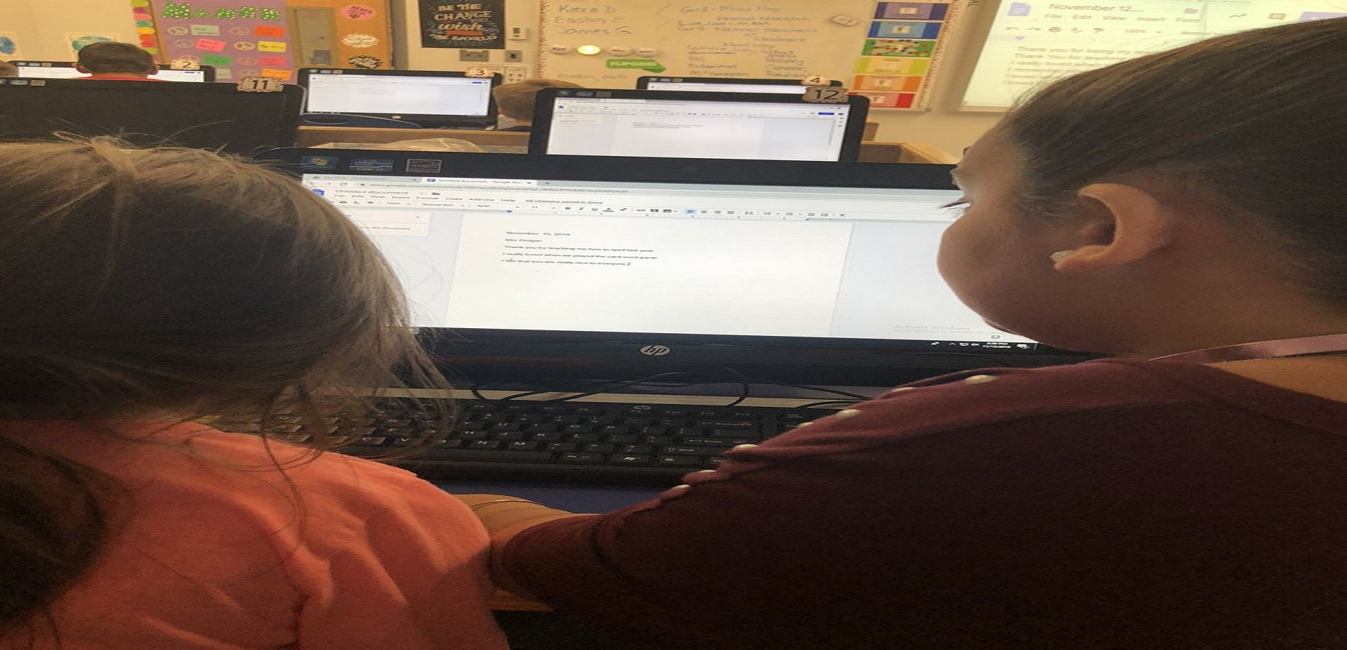 Peer Editing in the Technology  Lab